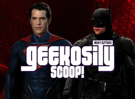 Scoop: DC Films Looking at Pattinson/Cavill Team-Up?