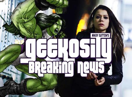BREAKING: 'Orphan Black' Star Tatiana Maslany Cast as She-Hulk
