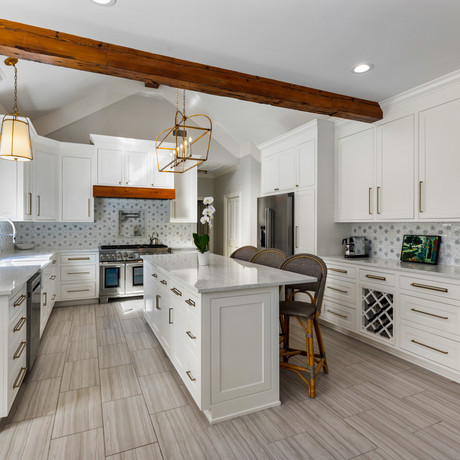 Remodel Spotlight: Traditional Kitchen Renovation in Woodgate