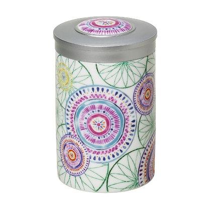 Tea Box - Mandala turquoise