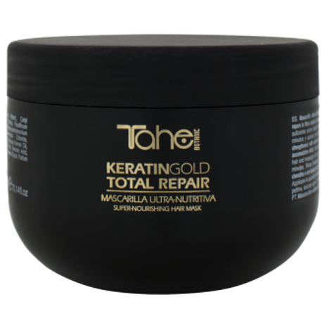 Keratin GOLD total repair masker