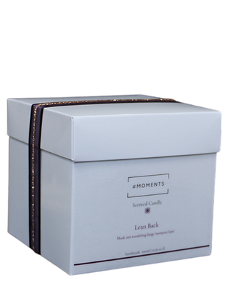 Scented Candle - Lean Back 100- & 200 ML