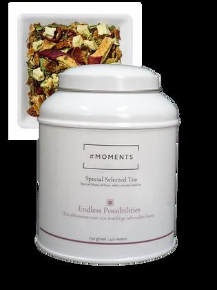 Tea #Moments Endless Possibilities vanaf 50 gram