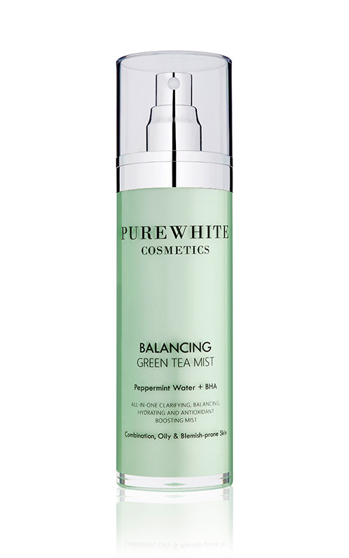 Pure White - Balancing Green Tea Mist - Product