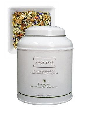 Tea #Moments - Energetic vanaf 50 gram