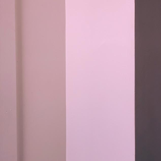 Paars, kleur van verder zien dan je kunt kijken