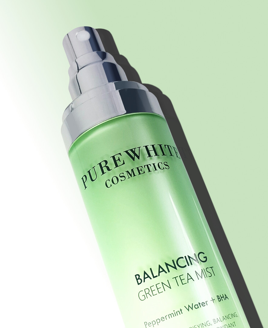 Pure White - Balancing Green Tea Mist - Promo