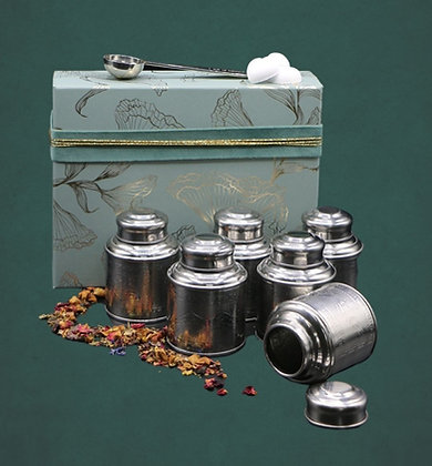 "Tea Giftset - ""Silent"" Collection"