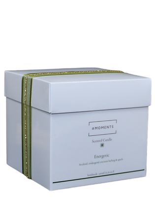 Scented Candle - Energetic 100- & 200 ML