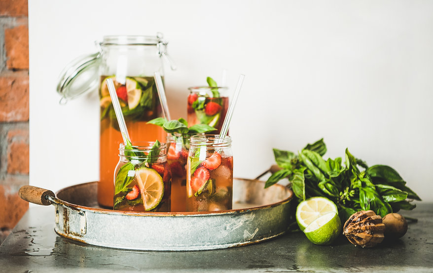 #Moments Ice Tea Recept