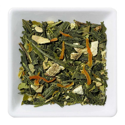 Lime & Ginger Organic Tea