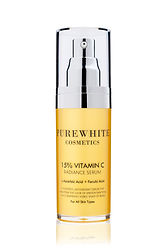 Pure White Cosmetics 15% Vitamin C Radia