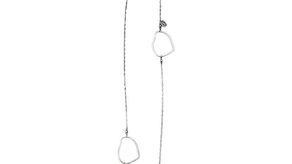 Irregular Link Necklace