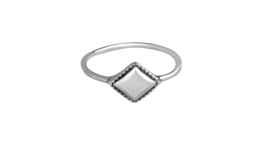 Diamond Shape Ring