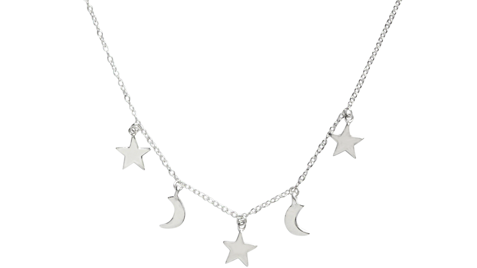 Give Me The Night Necklace