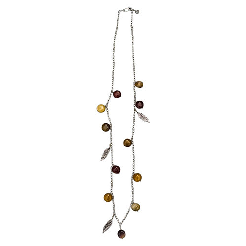 Feathered Stella Necklace