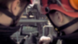 Elios 2 in Action 0018 - Operators looki