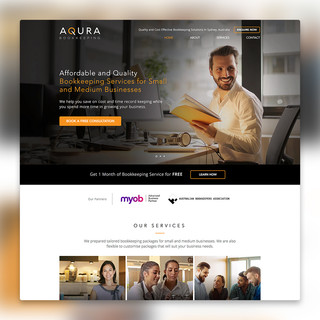Aqura Bookkeeping