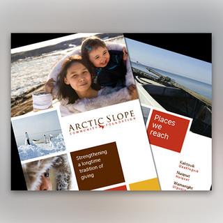 ARCTIC SLOPE COMMUNITY FOUNDATION