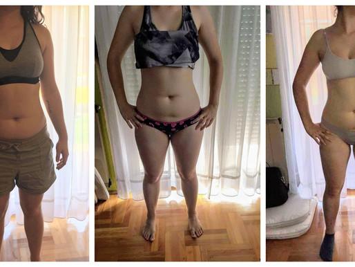 Johanna VÉGE! - 10 kg