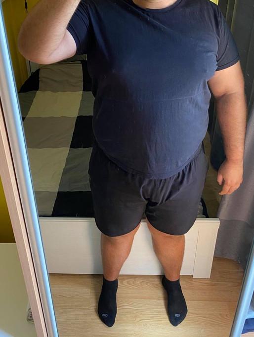 Tomi - Program kezdetek: a 80 kilós fogyás!
