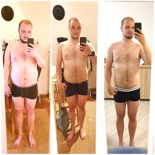 Ledobtam a kocajelmezt! -27 kg története