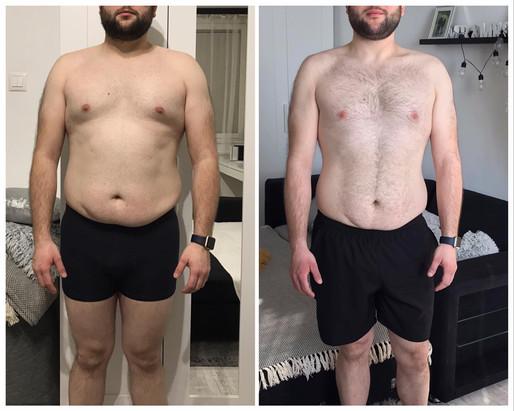Csabi 30 nap után