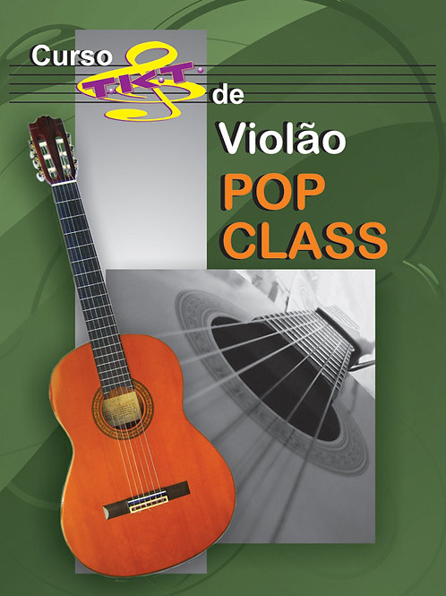 Curso de Violão Pop Class