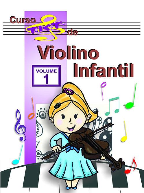 Curso de Violino Infantil