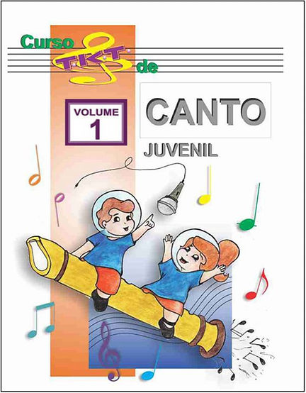 Curso de Canto para crianças