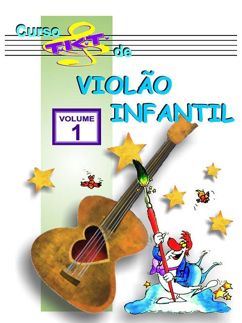 Curso de Violão Infantil