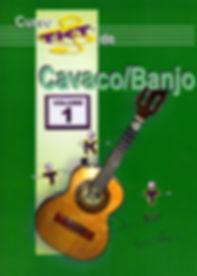 Aulas de cavaco e banjo iniciante escola