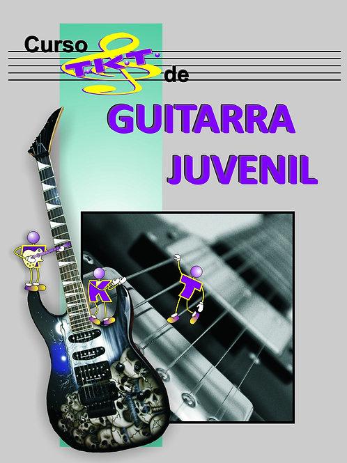 Curso de Guitarra Juvenil