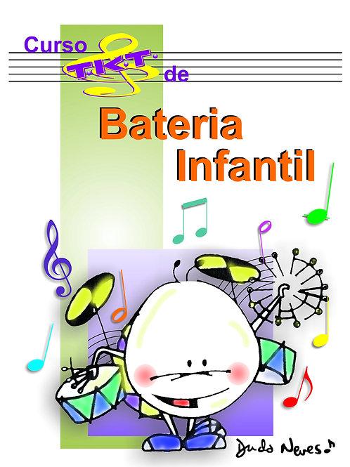 Curso de Bateria Infantil