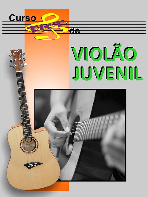 Curso de Violão Juvenil