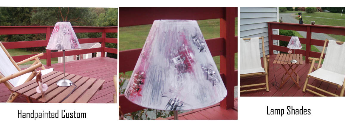 custom lamps