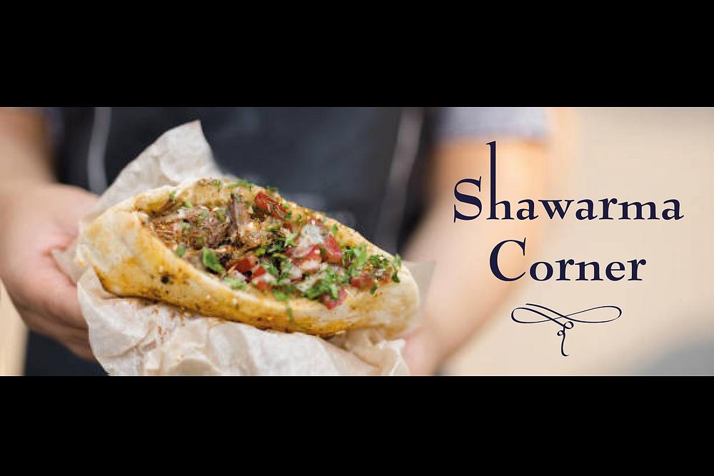 Shawarma Corner Facebook Cover
