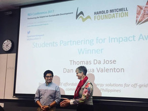 Students Partnering for Impact Awards