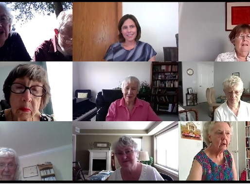 Virtual Discussions: A Great Way to Connect!