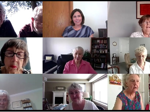 Virtual Book Discussion Groups: A Great Way to Connect!