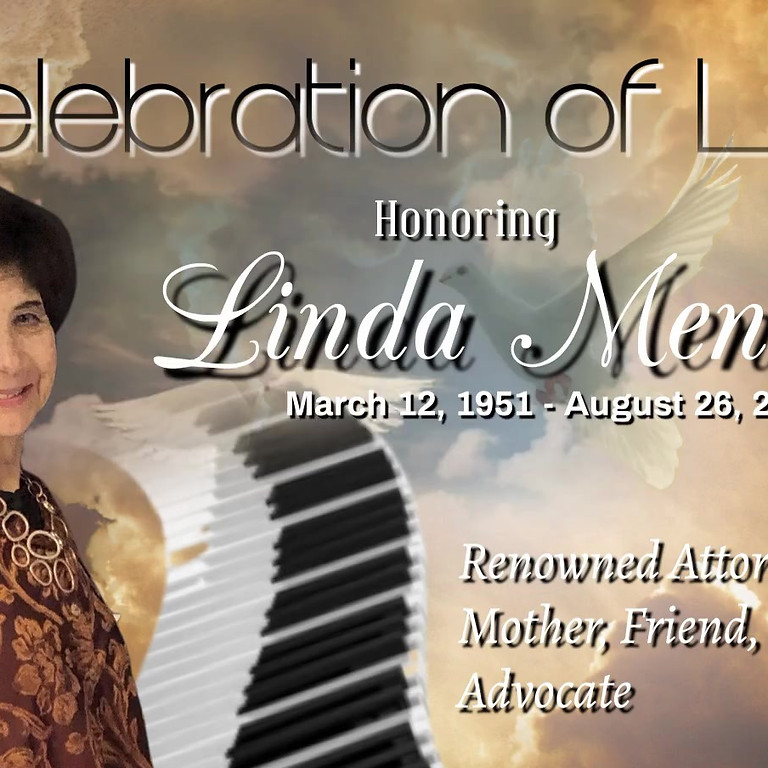 Linda Mensch Memorial Celebration