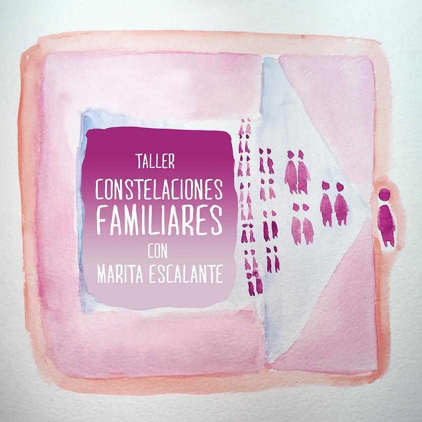 Constelaciones Familiares con Marita Escalante
