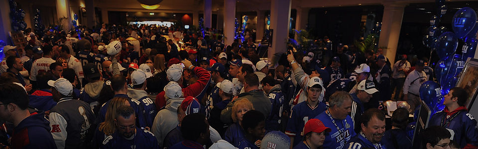 New York Giants Pre-Game and Tailgate Parties