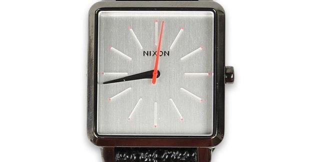 nixon k squared gun metal
