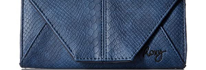 Roxy Write A Song Wallet Blue