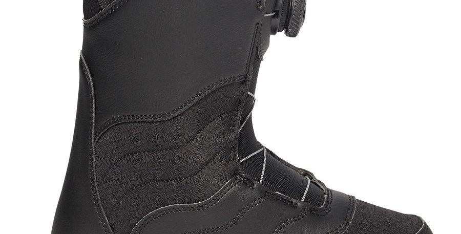 burton boots mint boa black womens