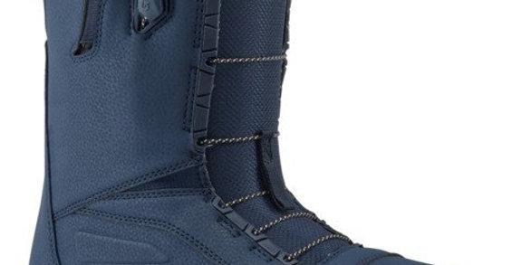 burton boots ruler speed zone blue men