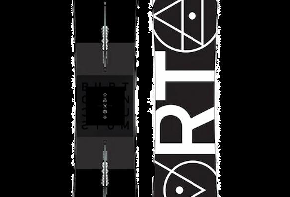 BURTON Custom X 158cm 18/19