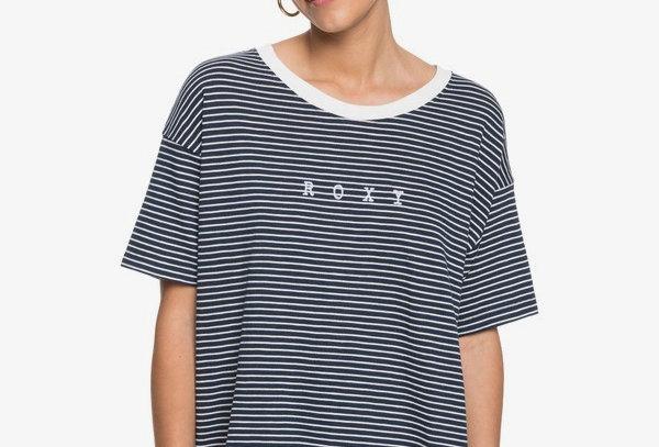 Roxy t-shirt infinity is blue