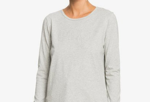 Roxyred sunset t-shirt long sleeve grey